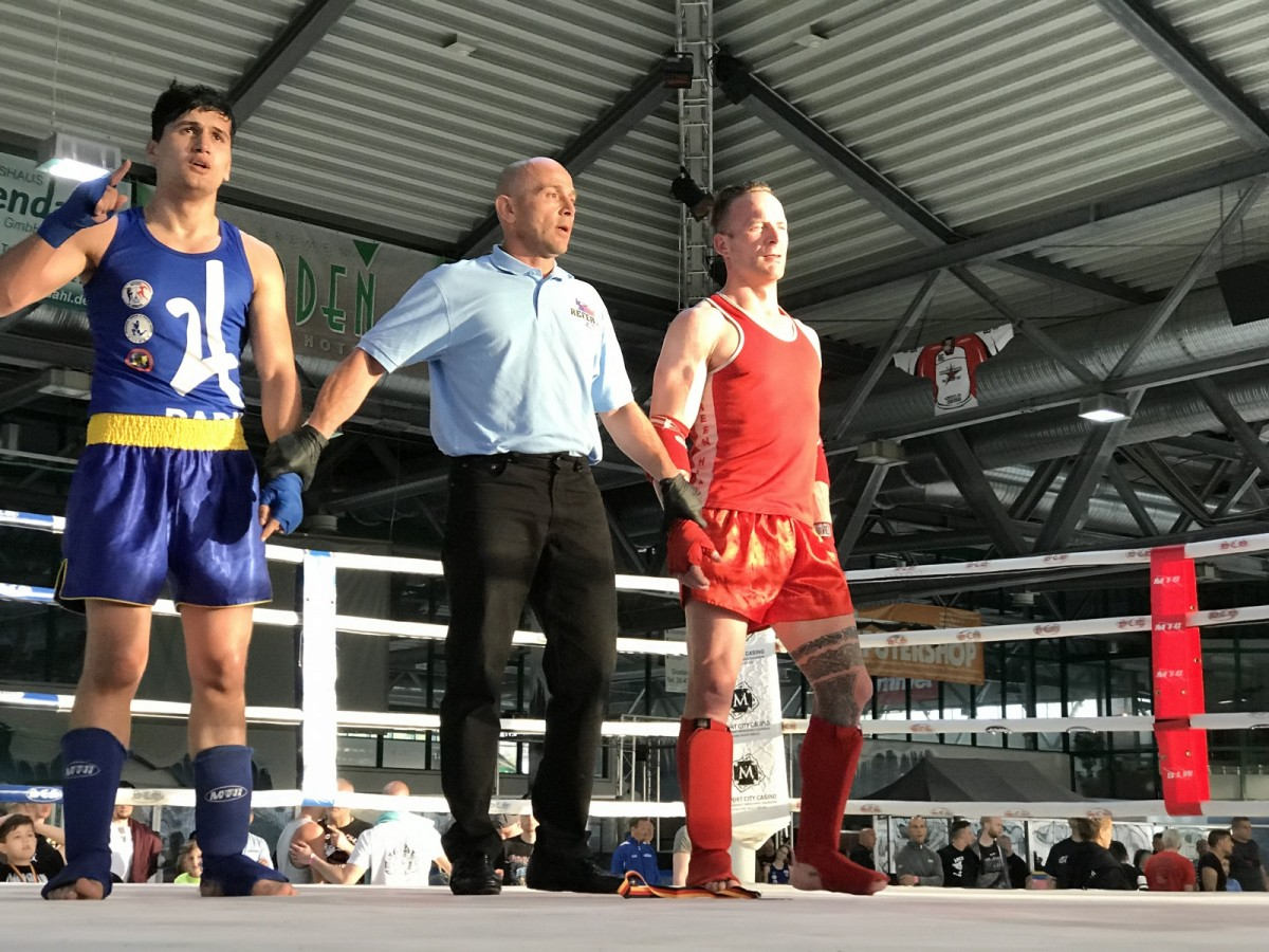 International Federation of Muay Thai Germany 2018